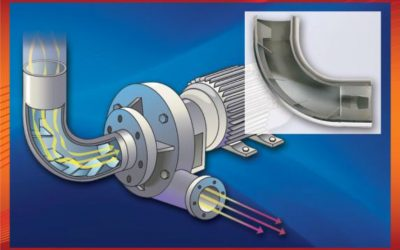 Prevent Expensive Pump Cavitation Damage With Vortab Elbow Flow Conditioners